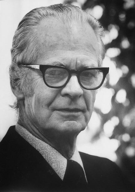 B. F. Skinner. Courtesy: mikespinrad.blogspot.com